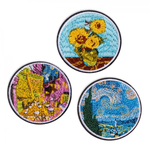Patches «VAN GOGH»