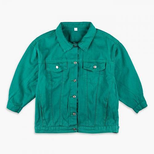 Jeans Jacket «EMERALD»