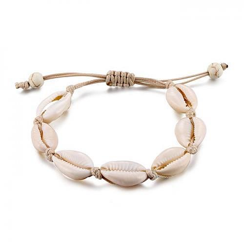 Ankle chain «COWRIE»