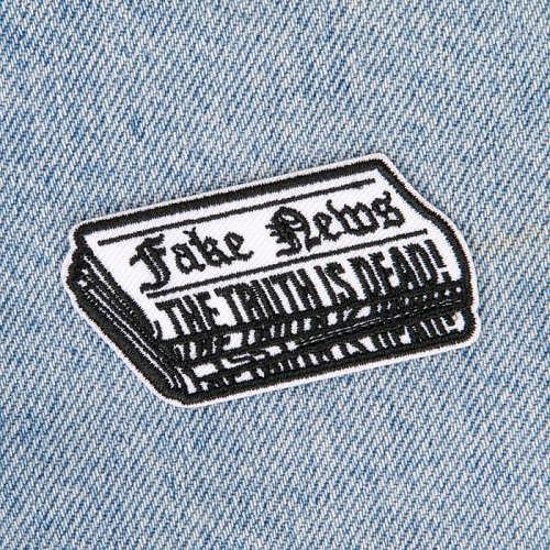 Patch «FAKE NEWS»
