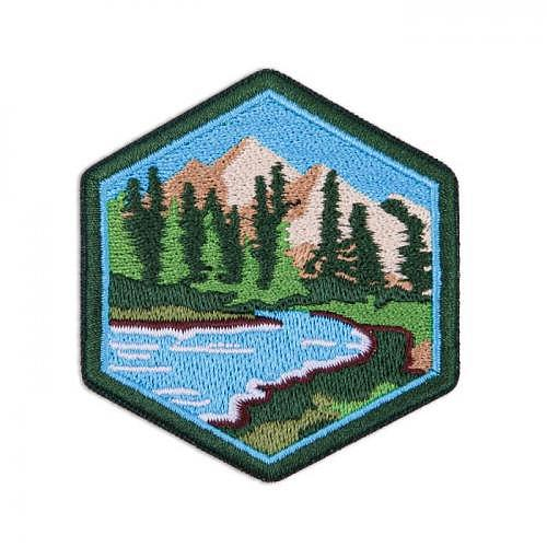 Patch «WILDERNESS»