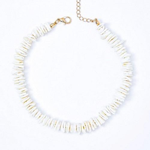 Necklace «PUKA»