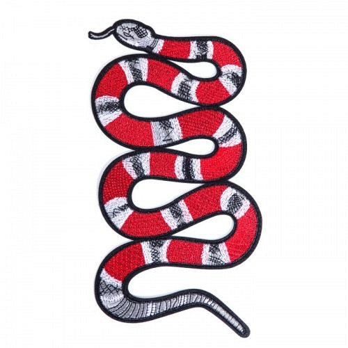 Big Patch «SNAKE»