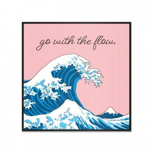 Sticker «FLOW»