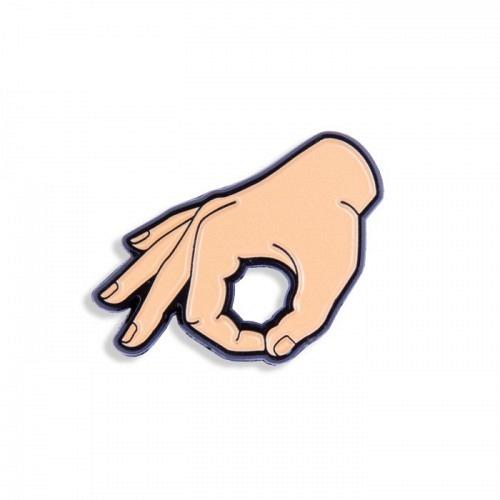 Pin «GOTCHA»