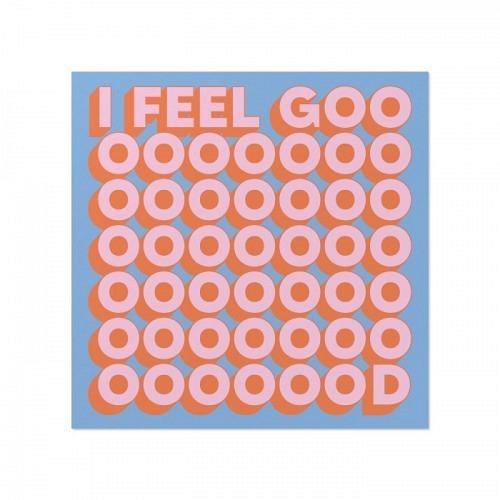 Sticker «GOOOD»