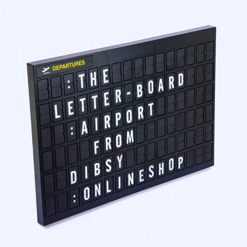 Letter Board «AIRPORT»