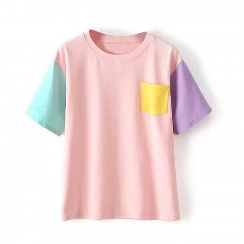 T-Shirt «ROSEBLOCK»