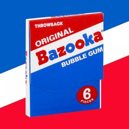 Chewing gum «BAZOOKA»