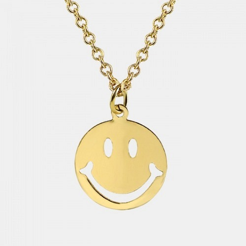 Necklace «SMILEY»
