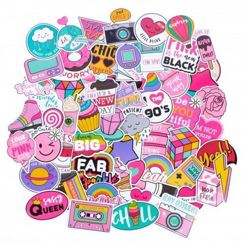 Sticker Set «RETRO»