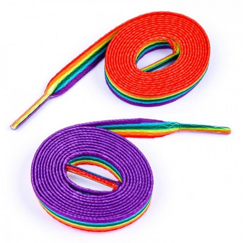 Shoelaces «RAINBOW»
