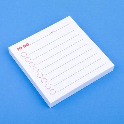 Notes autocollantes «TODO»