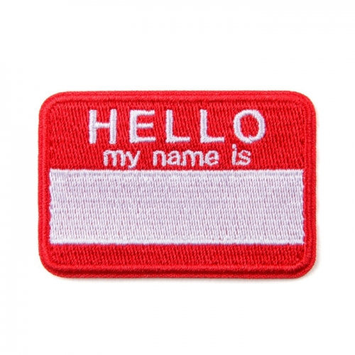 Patch «HELLO»