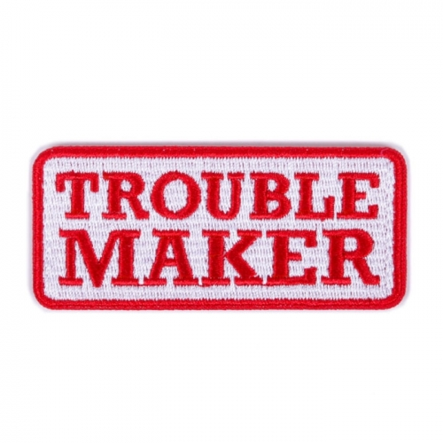 Patch «TROUBLE»