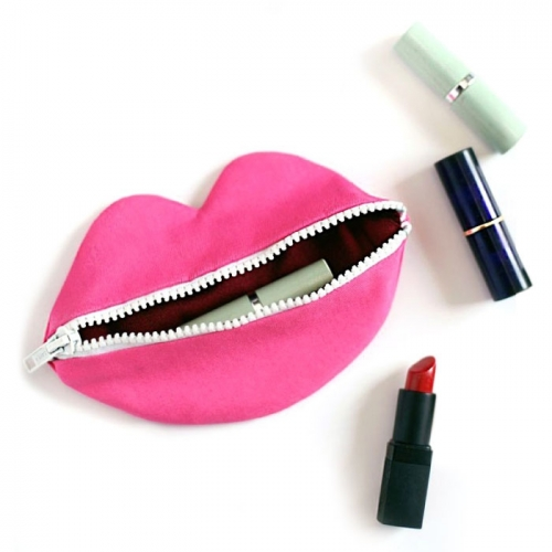 Make-up case «LIPS»