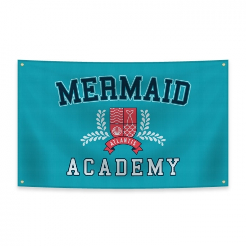 Flagge «MERMAID»