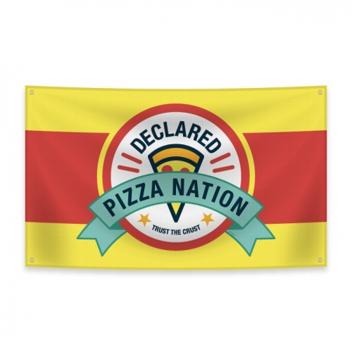 Flagge «PIZZA»