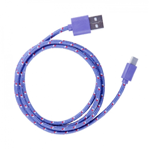 Kabel Typ C «PURPLE»