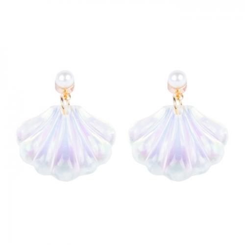 Earrings «SHELL»