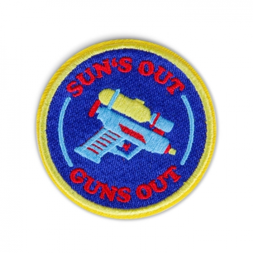 Patch «GUNSOUT»