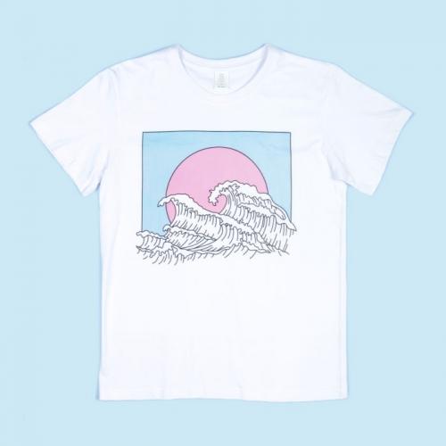 T-Shirt «SUNSETWAVE»