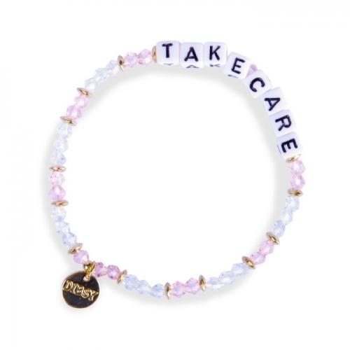 Bracelet «TAKE CARE»