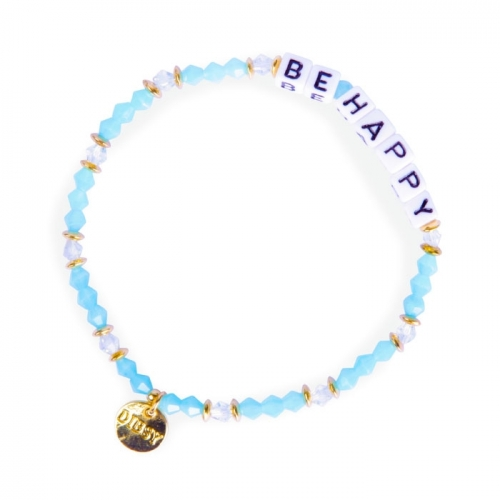 Armband «BE HAPPY»