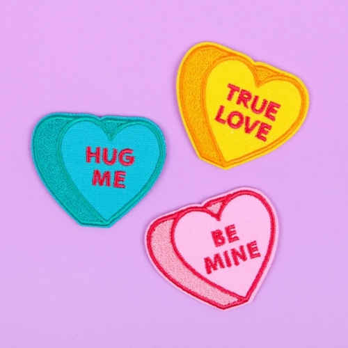 Patches «CANDYHEARTS»