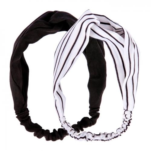 Haarband «BLACK&WHITE»