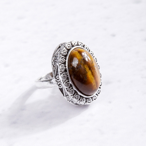 Ring «TIGER EYE»