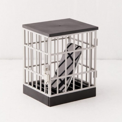 Cell phone prison «OFFLINE»