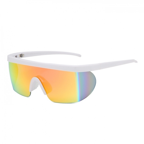 Sonnenbrille «REAL-WHITE»