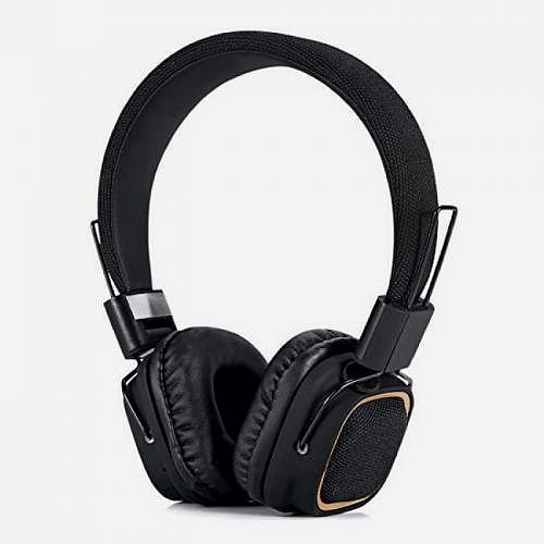 Casque d'écoute sans fil «BT-BLACK»