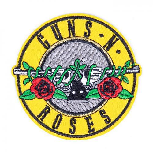 Patch «GUNSNROSES»