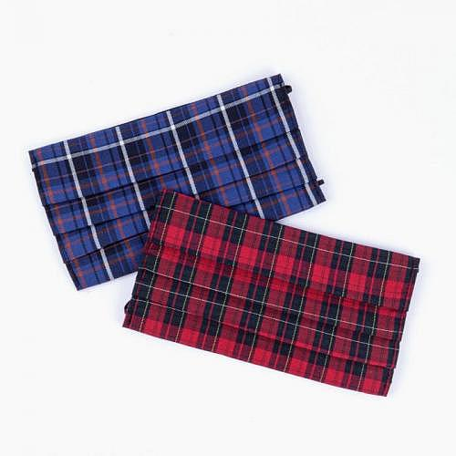 Face mask «FLANNEL»