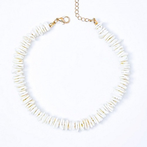 Necklace «PUKA»