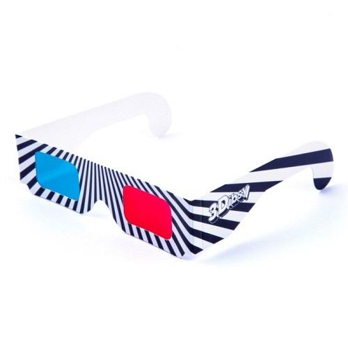 Cardboard glasses «3D»