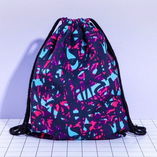 Gym bag «GRAFFITI»