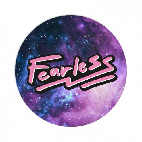 Sticker «FEARLESS»