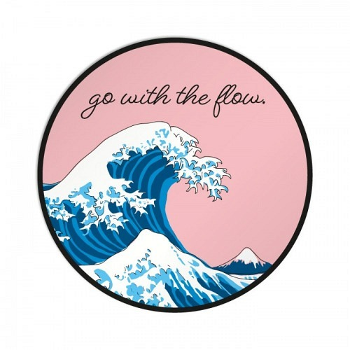 Sticker «WAVE»