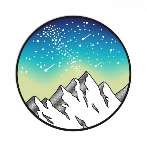 Sticker «STARRY»