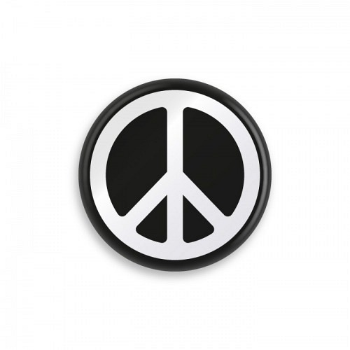 Button «PEACE»