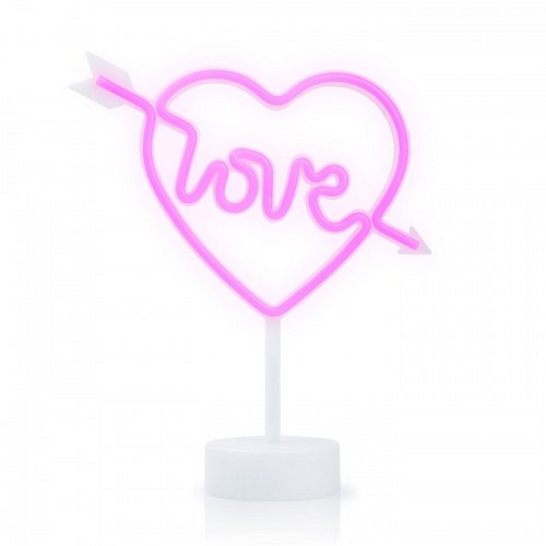 Neon light «LOVE»