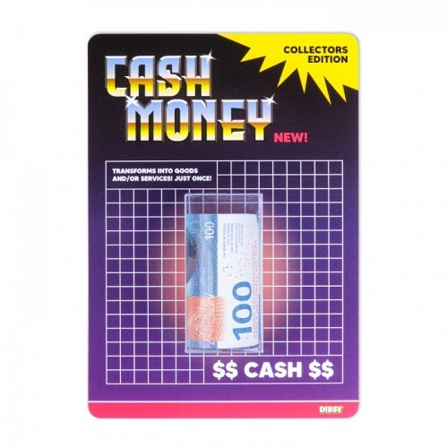 Gift packaging «MONEY»