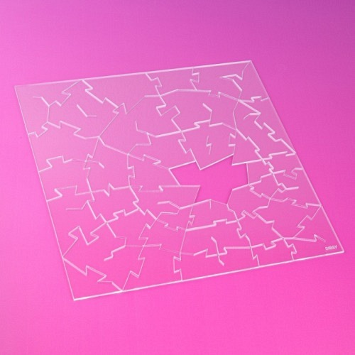 Plexi Puzzle «CRUSHD»