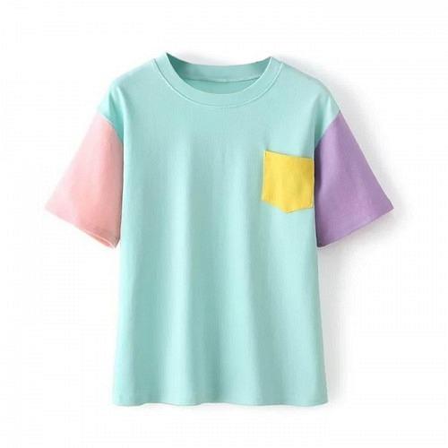T-Shirt «MINTBLOCK»