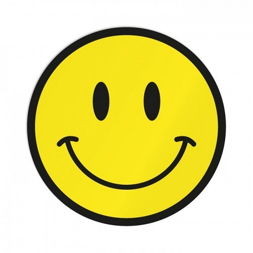 Sticker «SMILEY»