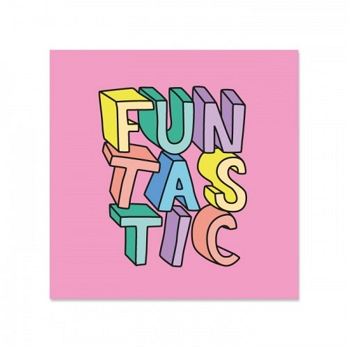 Sticker «FUNTASTIC»
