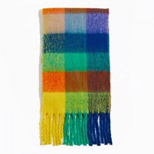 Scarf «WELL»